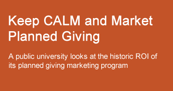 Keep Calm and Market Planned Giving