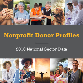 2016 Sector Specific Nonprofit White Papers