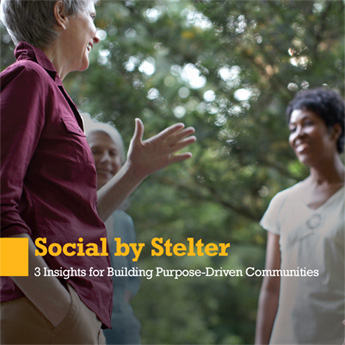 Social by Stelter: 3 Insights for Building Purpose-Driven Communities