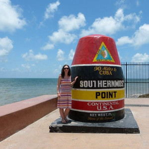 Kristen in Key West